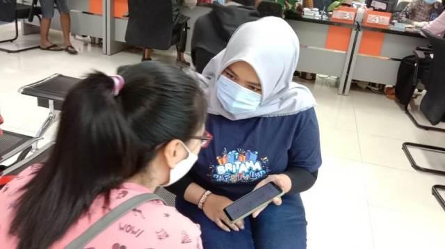 Magang Iduka BRI Skill Siswa SMK Muda Setara Sarjana 1