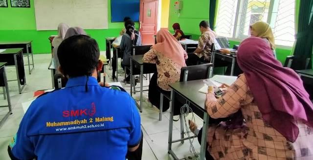 Sambut Calon Siswa Baru, SMK Muda Workshop Penjaminan Mutu Sekolah CoE 1