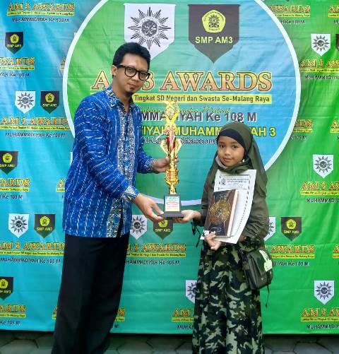Pemenang Award Ingin Daftar Sekolah SMP AM3 1