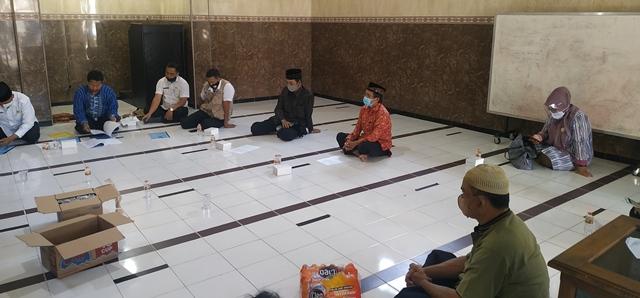 Kali Kedua Tim DPPM UMM Sukses Pendampingan Sertifikat Tanah Wakaf PDM Kabupaten Malang 1
