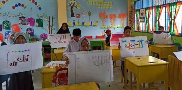 Gebyar Milad Muhammadiyah 108, SDM 2 Kota Langsa Aceh Lomba Seni-Religi 1