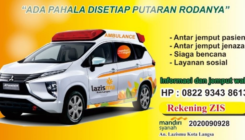 ACEH ambulans aa