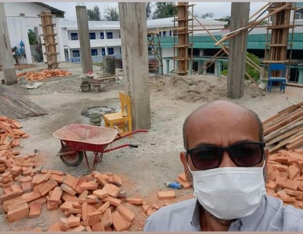SD Muhada Kota Langsa Aceh Tambah 2 Lokal 1 Perpustakaan 1