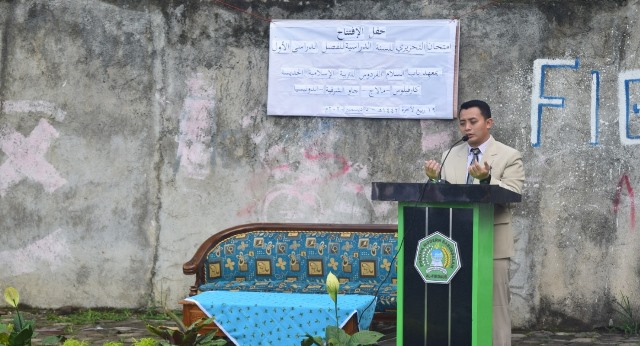 Santri Babussalam Laksanakan UAS, Semangat Meraih Predikat Mumtaz 2