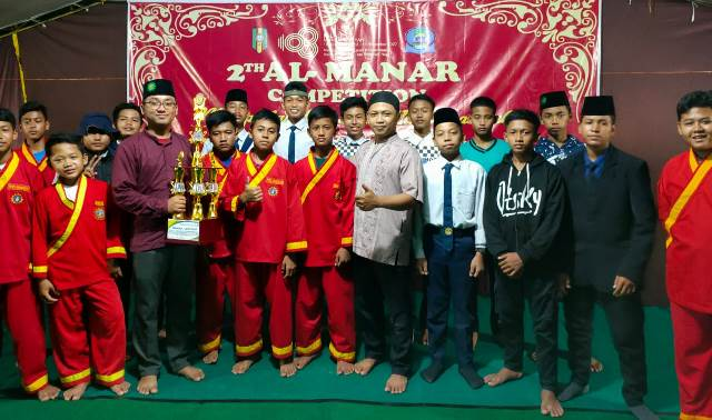 IPM Ranting PPM AMBS Sumsel Gelar Al Manar Competitions 2