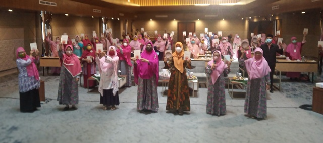 Pesan Pada 'Aisyiyah, Wanita Saat Pandemi Tangguh Keluarga 2