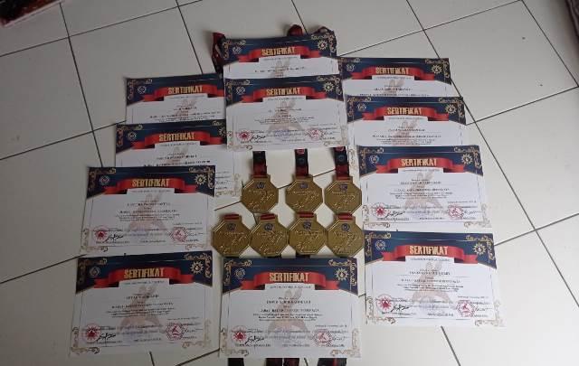 Medali Luar Negeri Datang, Tapak Suci Kota Malang Target Banyak Emas Tahun Depan 1