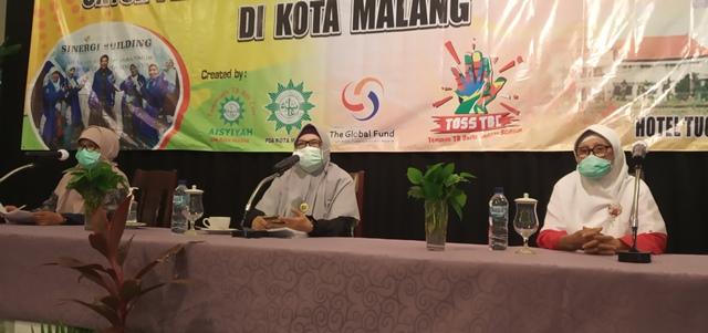 Raperda Tuberkolusis, TB Care Aisyiyah Kota Malang Konsul Dewan 2