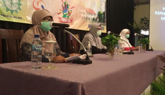 Bentuk Forum Komunikasi PDA Kota Malang Lanjutkan Program TB Care 2