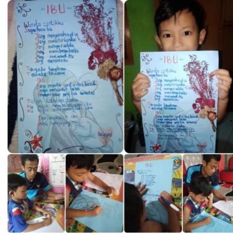Hari Ibu Siswa ABA 1 Kota Malang Karya Bundaku Inspirasi Keluarga 1