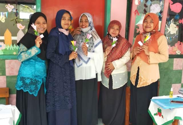 Rapotan ABA 13 Kota Malang, Walmurnya Bonus Bunga 1