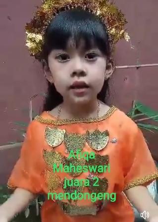 Hari Ibu Tiga Siswa ABA 17 Kota Malang Juara 2