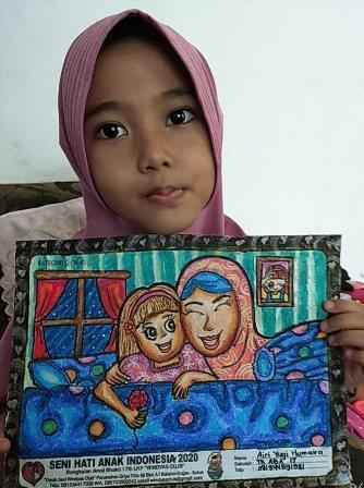 Hari Ibu Tiga Siswa ABA 17 Kota Malang Juara 1