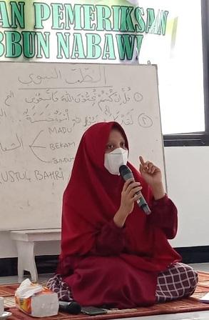 Cegah Covid, PWA Kaltara Gelar Seminar-Cek Kesehatan Ala Nabi 1