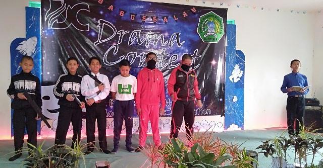 Drama Contest, Strategi Peningkatan Kualitas Bahasa Asing Santri 2