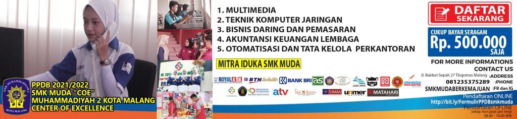 SMK Muda Pusat Unggulan CoE, Siap Kerja-Wirausaha Nyata Hasilnya 3
