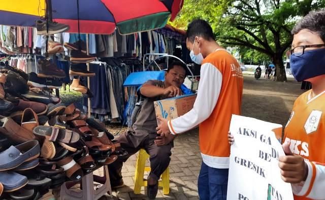 PC IPM Sidayu Gresik Galang Dana Bantu Korban Banjir 2