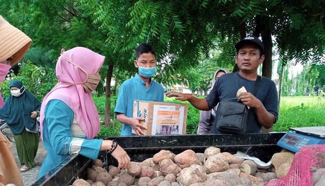 PC IPM Sidayu Gresik Galang Dana Bantu Korban Banjir 1