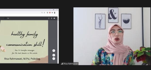 Webinar Pendidikan Mamumtaza, Era Digital Cintai Anak Tanpa Syarat 1