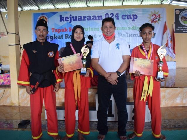 Tiga Hari Tanding, Tapak Suci Plaju Juara Umum Pimda 024 Palembang 2