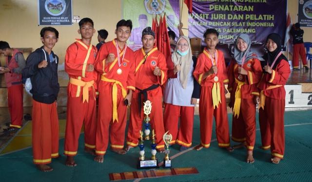 Tiga Hari Tanding, Tapak Suci Plaju Juara Umum Pimda 024 Palembang 1