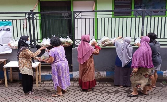 Sepuluh Titik-765 Paket Cantelan, Getapak PDA Kota Malang Semakin Tampak Manfaat 1