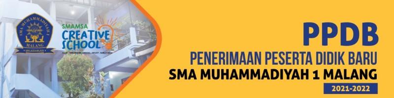PPDB SMA Muhammadiyah 1 Malang