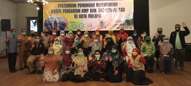 PDA Kota Malang Paparkan GRAS, Ajak Komunitas Eliminasi Tuberkolusis 1