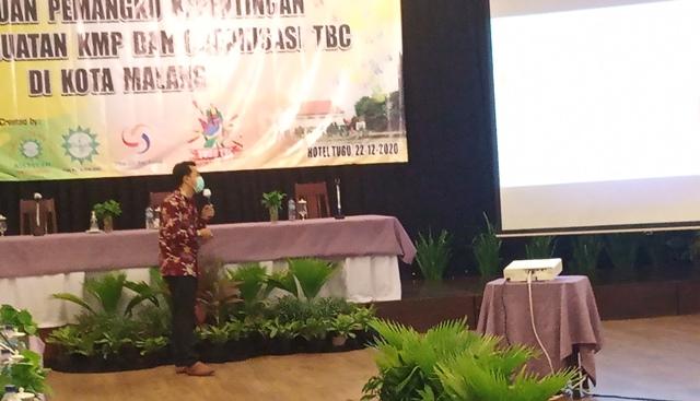 PDA Kota Malang Paparkan GRAS, Ajak Komunitas Eliminasi Tuberkolusis 2