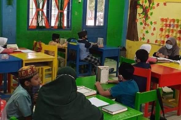 Sekitar 36 Siswa Hafidz SD Muhada Kota Langsa Aceh Siap Wisuda 1