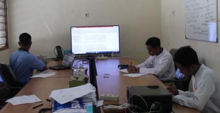 Bapomi Jatim Gelar GNVS Antar Mahasiswa Secara Virtual 1