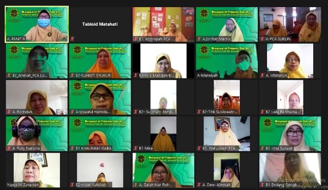 Ketua PDM Kota Malang Pesan Musypimda Aisyiyah Sebagai Ladang Amal 1