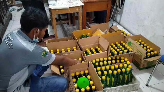 Rapotan SMK Muda Bagi Sembako-1.350 Produk Unggulan Wira Usaha 1