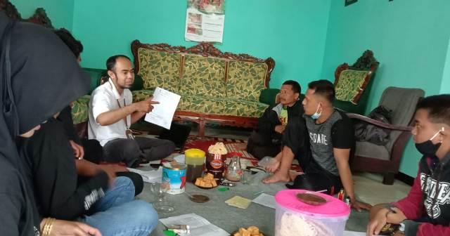 Tim YBMBRI Kanwil Malang Giat Pendampingan PKUR Jamur 1
