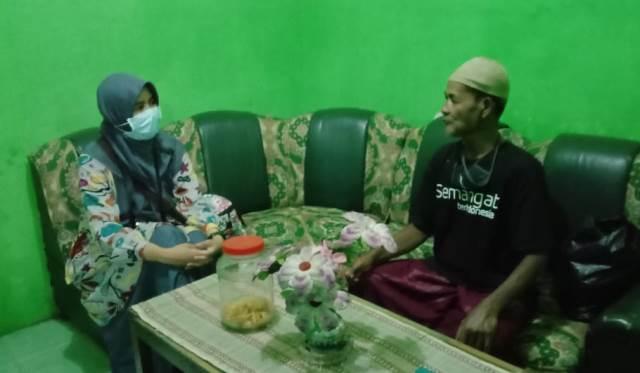 YBMBRI Angkat Succes Story Mustahiq PKUR Bakul Tempe Pakisaji 2