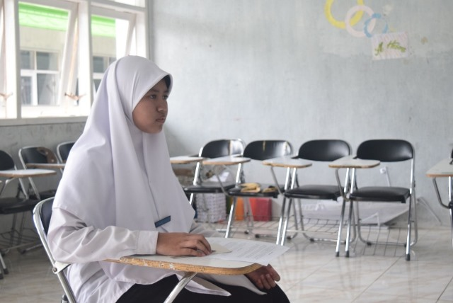 Santri Ponpes Babussalam Al-Firdaus Ujian Lisan Bahasa Asing-Al Qur'an 1