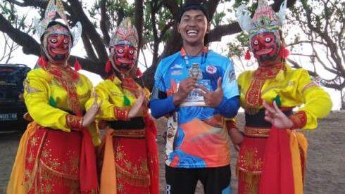 Kiprah Dhomo Tim Covid RSIA Malang Spesialis Atlit Lari Marathon 2