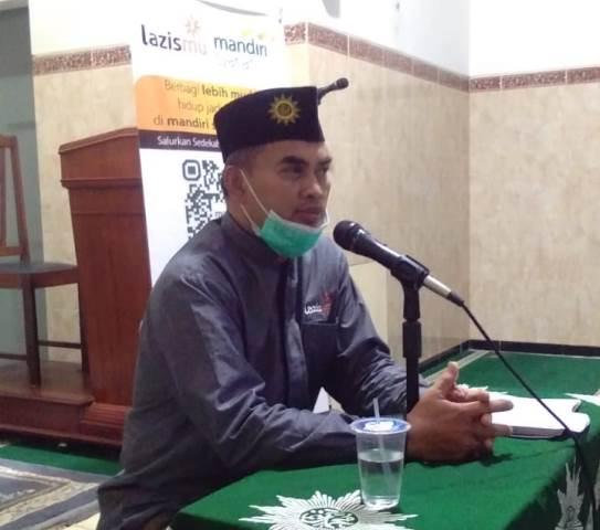 Kubah Masjid As Syifa' Terbentur Dana, Lazismu Kota Malang Bantu Uang 1