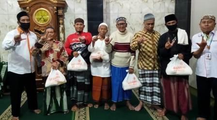 Tiga Kecamatan Rebutan Sembako Lazismu Kota Malang 1