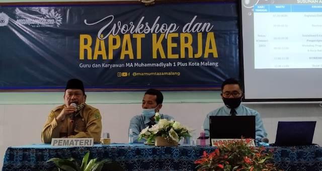 Raker 2 Hari Kemenag Kota Malang Akui Mamumtaza Pioner 1