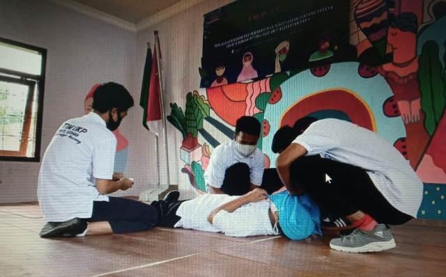 Panti Asuhan Muhammadiyah Kota Malang Lantik Tim UKP 2