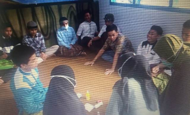 Mahasiswa UMM Bentuk Unit Kesehatan Panti Bareng Kota Malang 1