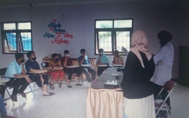 Mahasiswa UMM Bentuk Unit Kesehatan Panti Bareng Kota Malang 2