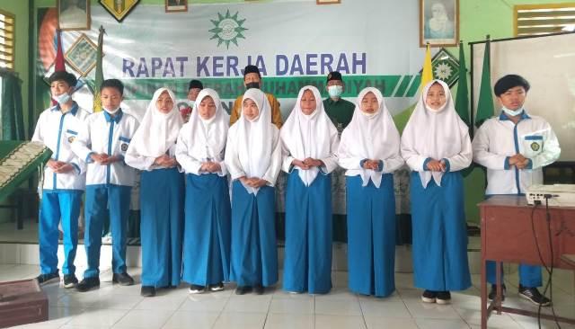 Rakerda PDM Ogan Ilir Sumsel Kokoh Manhaj Muhammadiyah-Penghargaan Atlit Prestasi 2