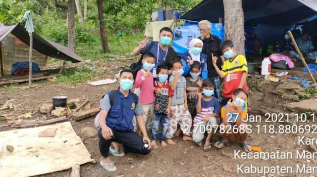 Tim Medis RSI Aisyiyah Malang Tembus Daerah Pelosok Mamuju 1