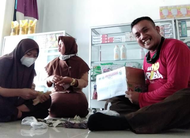 Ortom Way Serdang Galang Dana Bantu Korban Bencana Sulbar-Kalsel 1