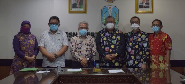 FK UMM-Disnakertrans Jatim MoU Kesehatan Keselamatan Kerja 1