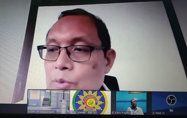 USAID-MPKU PP Muhammadiyah Launching Manajemen Informasi Sistem 1