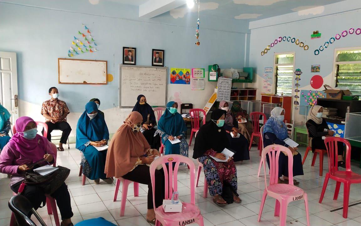 TK Baitul Makmur Gelar Pelatihan Tematik Qur'ani Bagi Wali Murid 1