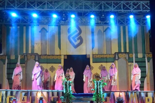 Panggung Gembira Ponpes Babussalam Karangploso, Eksistensi Talenta Santri 1